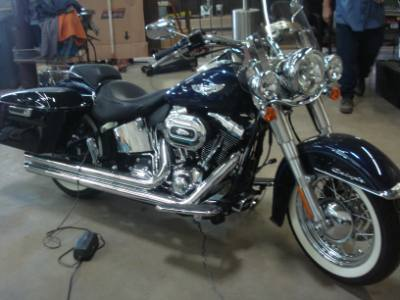 2014 HARLEY DAVIDSON FLSTC Heritage Softail Classic Finance For Bad Credit
