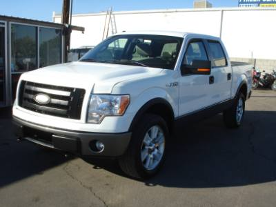 2009 Ford F-150 Crew Cab 4x4, Finance Available