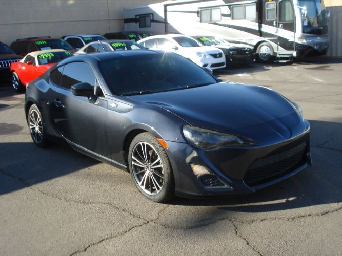 2013 Scion FR-S Finance For Bad Credit