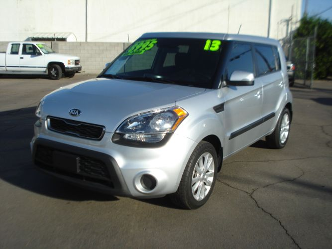 2013 Kia Soul Bad Credit Finance Available