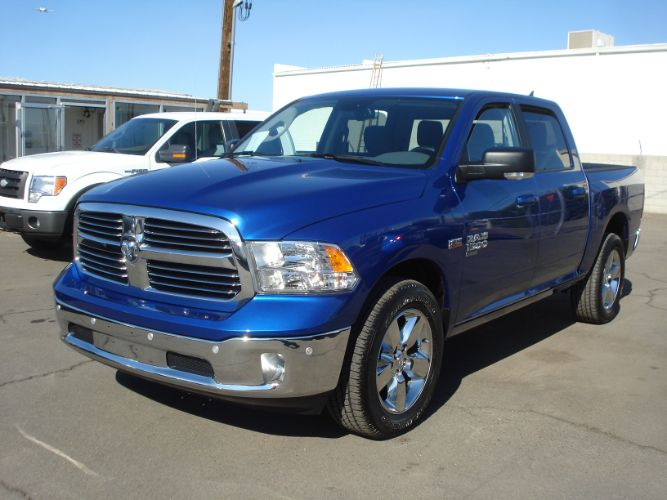 2019 Ram 1500 Big Horn Crew Cab 4x4, Like New, Finance Available