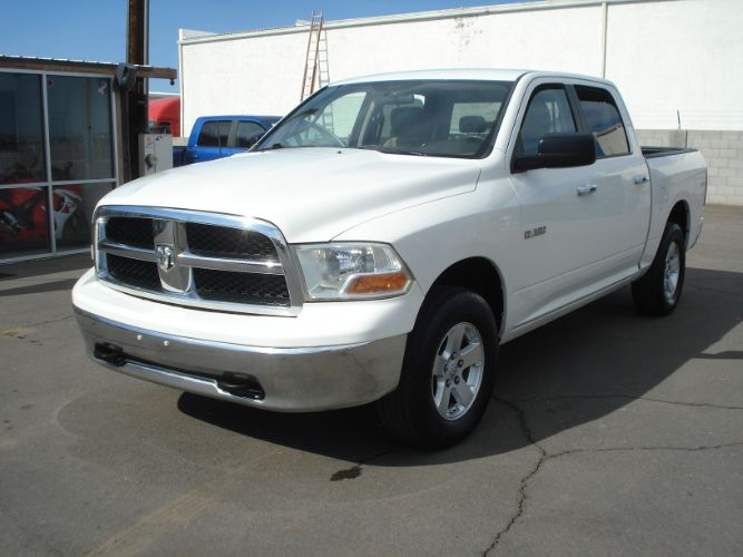 2009 Dodge Ram 1500 Crew Cab 4x4, Finance Available