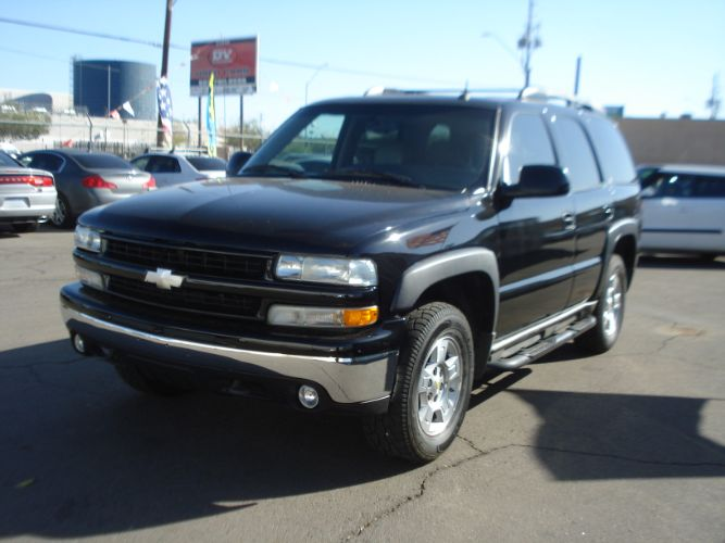 2004 Chevrolet Tahoe Z71 4x4, LT, Leather Loaded