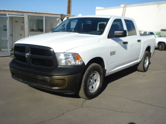 2015 Ram 1500 Crew Cab 4x4, Finance Available