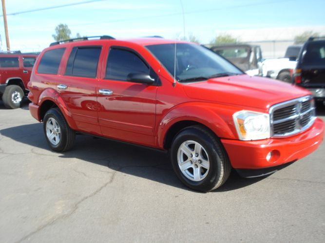 2004 Dodge Durango 3rd Row 4x4, Leather, Finance Available