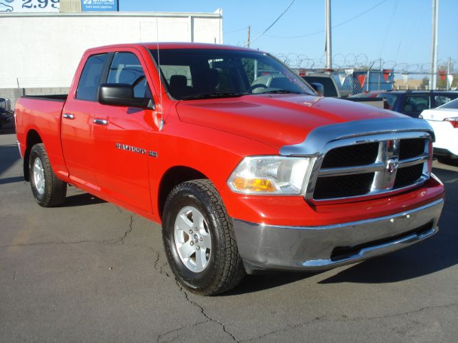 2011 Ram 1500 Crew Cab 4x4, Bad Credit No Problem
