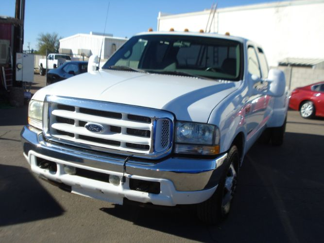 2002 Ford Super Duty F-350 DRW Lariat Dually, 7.3 Powerstroke