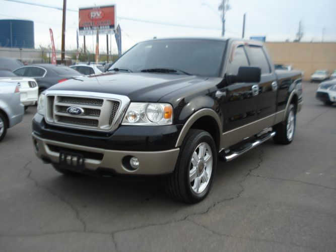 2006 Ford F150 King Ranch 4x4 Super Crew, Low Miles, Finance is EZ Here