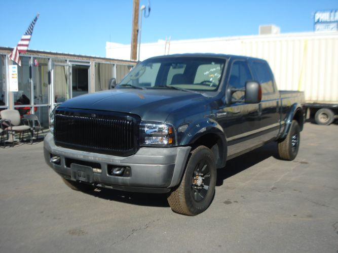 2006 Ford Super Duty F-250 Lariat, Powerstroke, Low Miles, Finance Available