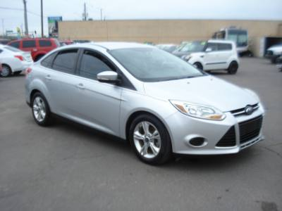 2014 Ford Focus Finance For Bad Credit