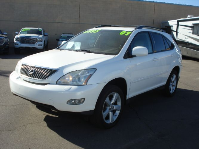 2007 Lexus RX 350 Finance For Bad Credit