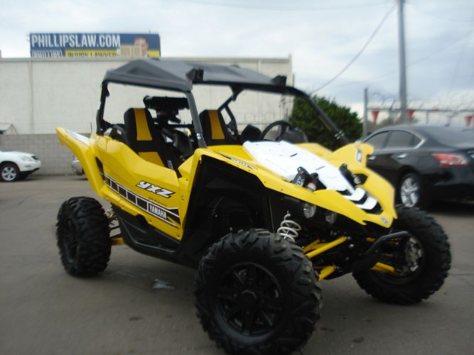 2016 YAMAHA YXZ1000 SPECIAL EDITION 60TH ANNIVERSARY Finance is EZ Here, Bad Credit No Problem