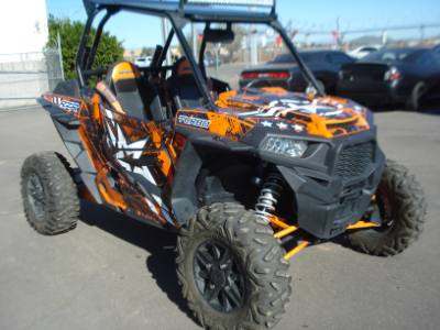 2016 POLARIS RZR XP TURBO Finance For Bad Credit
