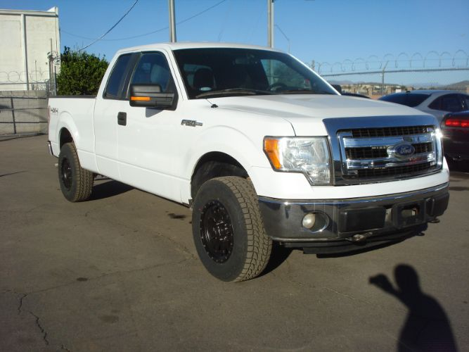 2013 Ford F-150 Supercab 4wd XLT, Finance is Easy Here