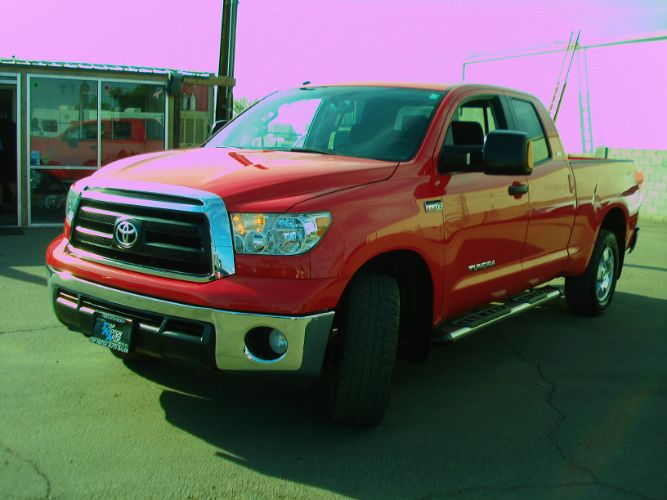 2012 Toyota Tundra 4WD Truck Finance Available