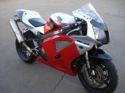 2002 Honda RC51