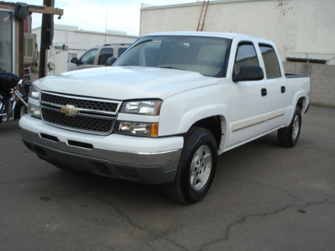 2006 Chevrolet Silverado 1500 Crew Cab 4wd Finance Available, Low Down, Low Payments