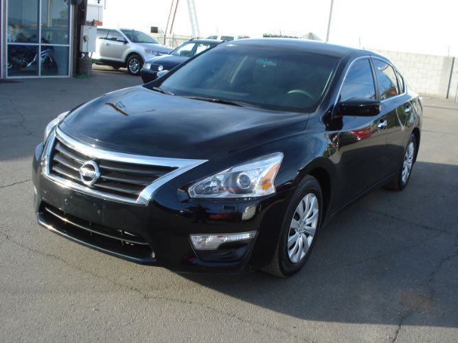 2015 Nissan Altima 2.5s Finance Available