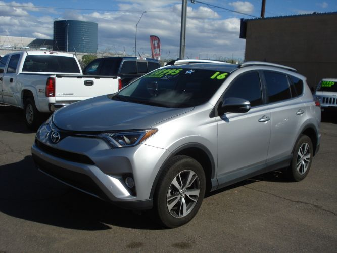 2016 Toyota RAV4 4x4, Low Miles, Finance Available