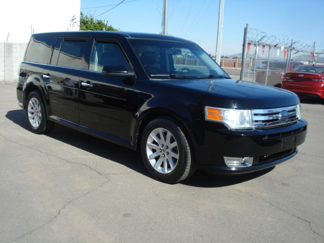 2009 Ford Flex 3rd Row, Leather Loaded, Finance is EZ
