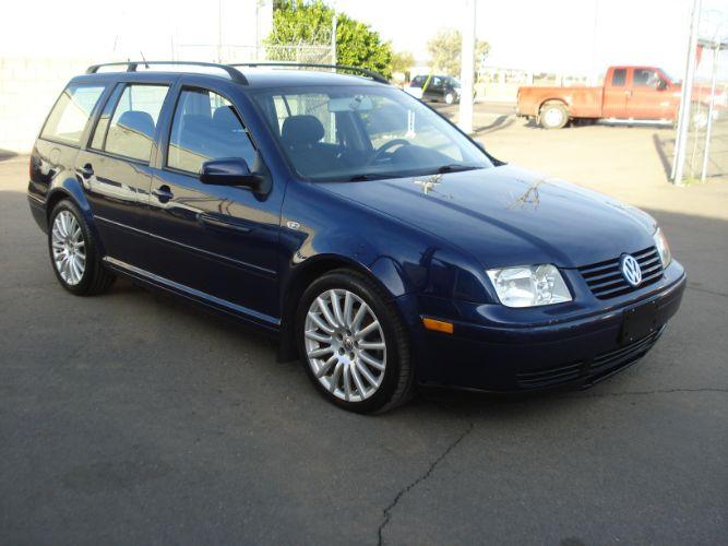 2002 Volkswagen Jetta Wagon GL