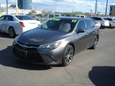 2017 Toyota Camry XSE V6 Finance is EZ Here, Low Payments