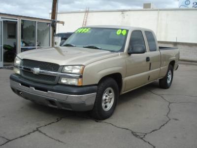 2004 Chevrolet Silverado 1500 Ext Cab, Finance For Bad Credit is Available
