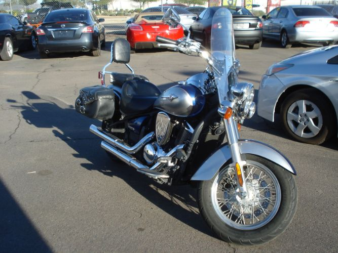 2008 Kawasaki Vulcan 900 Easy Finance, Low Down, Low Payments
