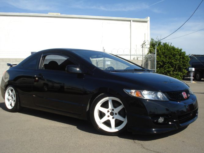 2009 Honda Civic Cpe Si