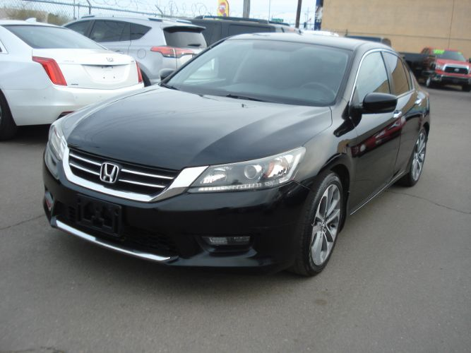 2015 Honda Accord Sedan Finance is EZ Here, Bad Credit is No Problem