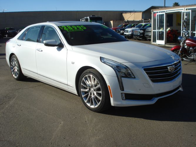 2016 Cadillac CT6 Luxury AWD