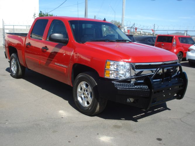 2007 Chevrolet Silverado 1500 Crew Cab 4x4, Low Down, Low Payments