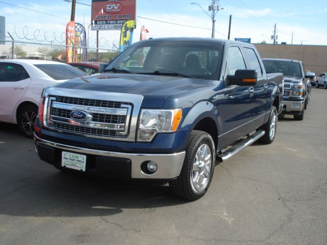 2013 Ford F-150 SuperCrew XLT Finance For Bad Credit