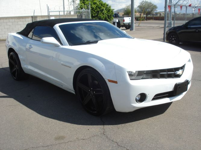 2013 Chevrolet Camaro Convertible, EZ Finance Available