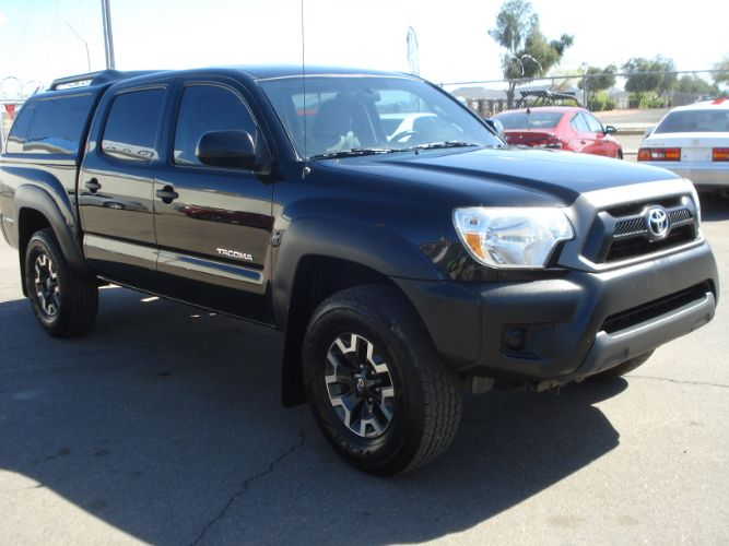 2013 Toyota Tacoma Double Cab Prerunner, Finance Available