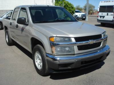 2005 Chevrolet Colorado Crew Cab, EZ Finance Available