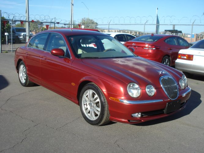 2004 Jaguar S-TYPE Low Miles, Runs Great