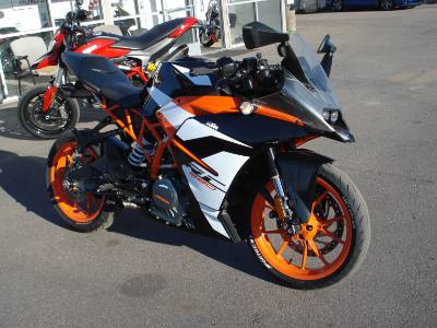 2017 KTM RC 390 Finance Available, Bad Credit No Problem