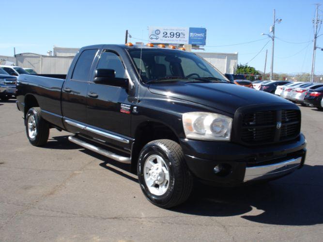 2008 Dodge Ram 3500 Cummins Diesel, Laramie,4wd, Finance Available