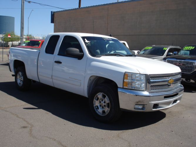 2012 Chevrolet Silverado 1500 Ext Cab 4wd Finance For All Credit Scores, EZ Finance