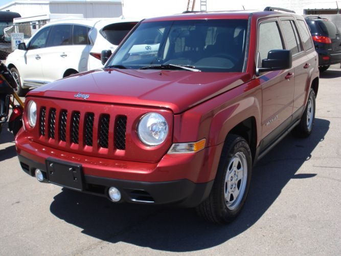 2014 Jeep Patriot EZ Finance, Bad Credit is OK