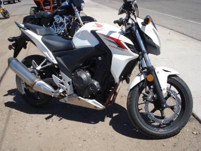 2013 Honda CB500F Finance Available
