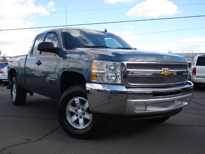 2012 Chevrolet Silverado 1500 Finance Available, Low Down, Low Payments