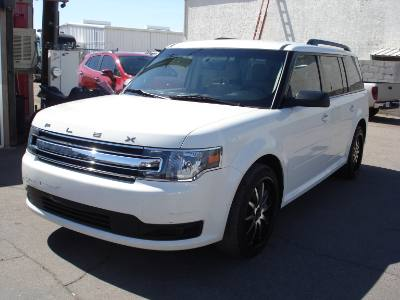 2013 Ford Flex Finance Available, Low Down, Low Payments