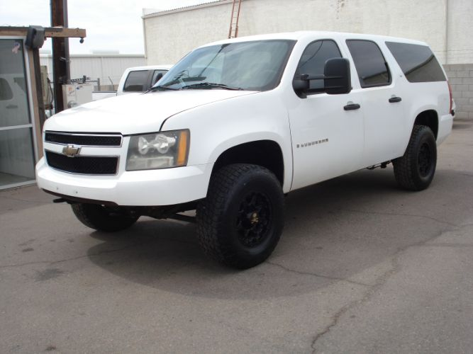 2008 Chevrolet Suburban 3/4 ton 4x4, 3rd Row, Finance Available
