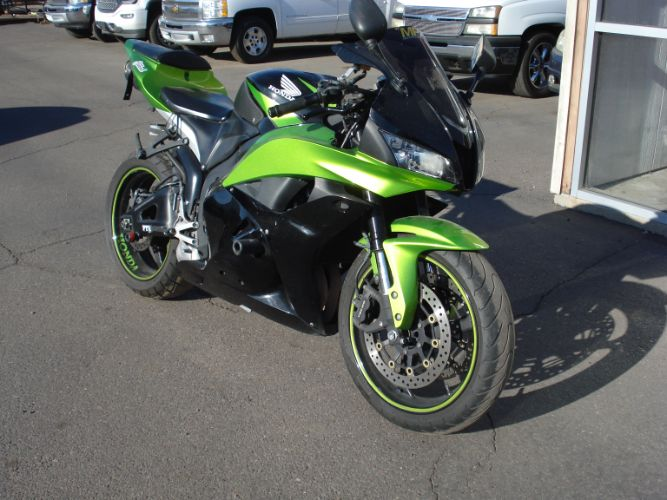 2009 Honda CBR600RR finance available for all types of credit