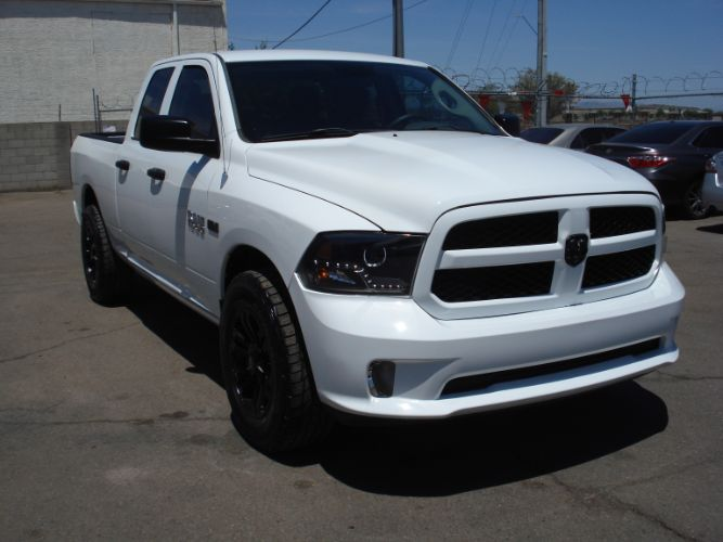 2013 Ram 1500 Crew Cab Low Down, Low Payments