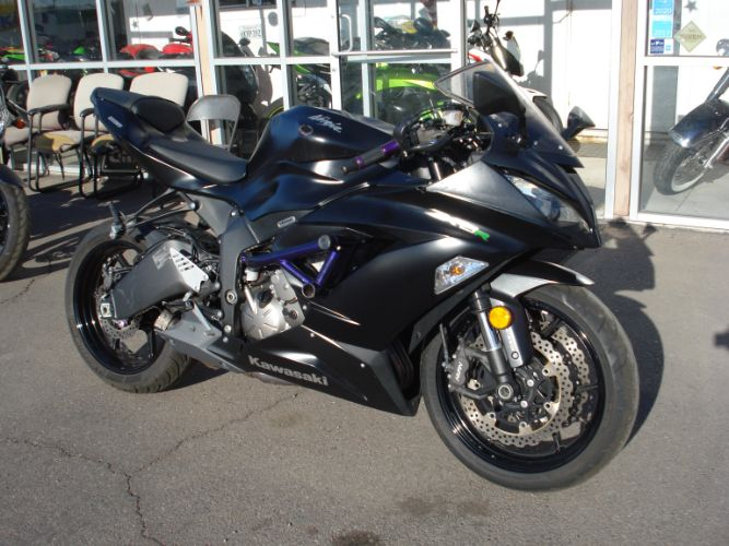 2015 Kawasaki ZX-6R FINANCE AVAILABLE FOR BAD CREDIT