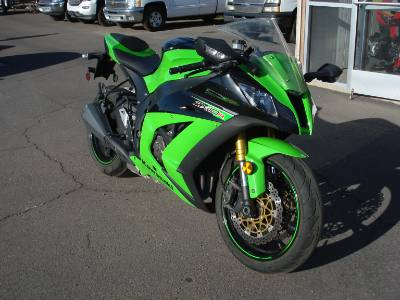2013 Kawasaki ZX-10R FINANCE AVAILABLE
