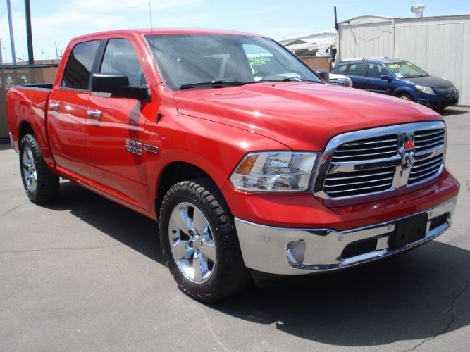 2014 Ram 1500 Lone Star Crew Cab Eco Diesel, Finance Available